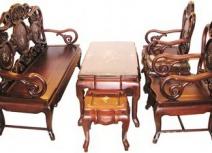 Salon gỗ SLG-002